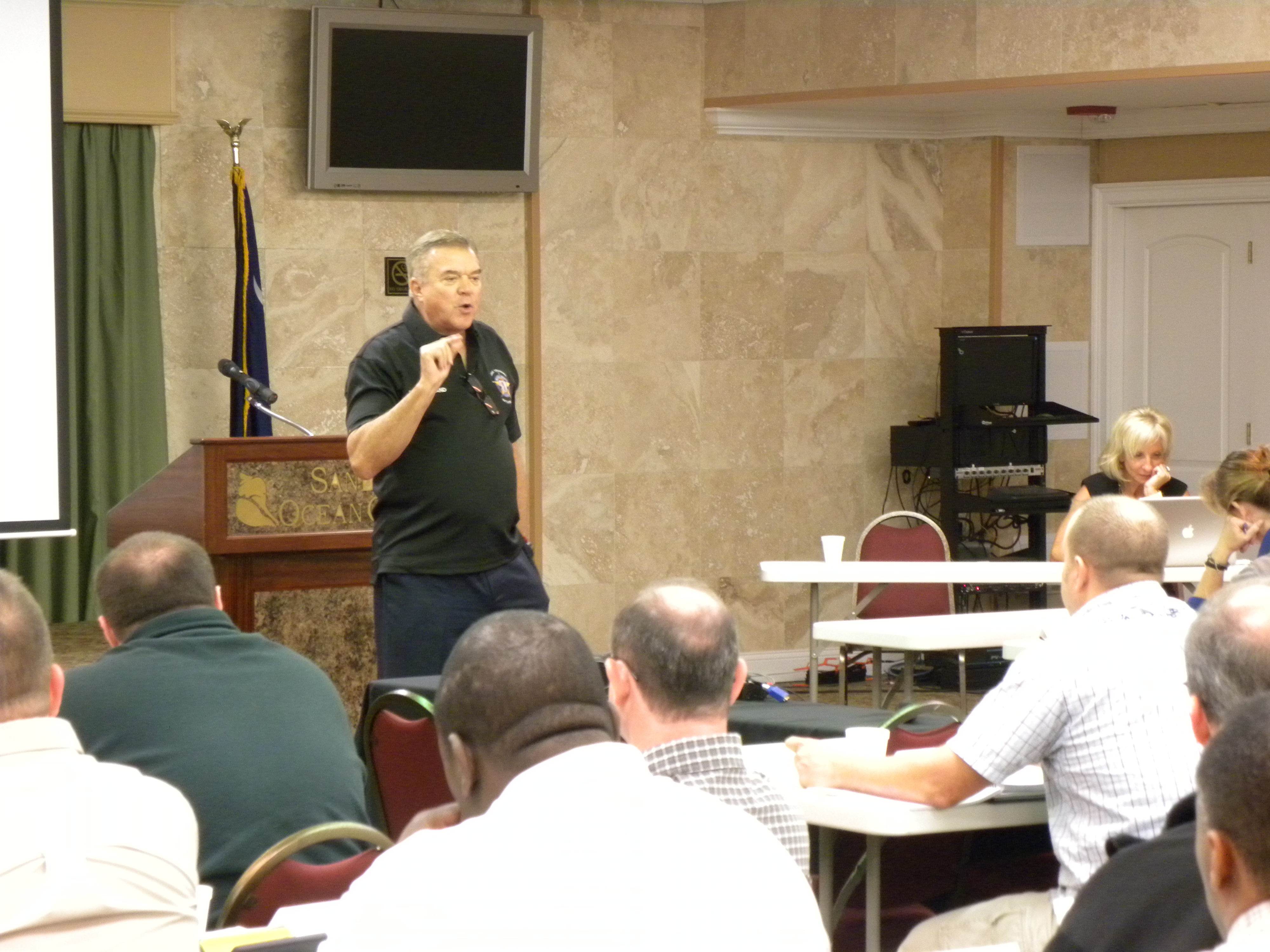 Gary DeLand_Training Pic_DSCN4294