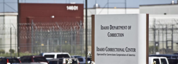 Justice Department Will Phase Out Its Use Of Private Prisons