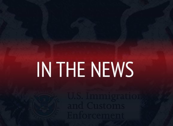 New ICE Detainer Policy