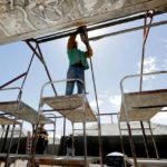 Workers Start Dismantling Jail Tent Complex in Phoenix