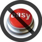 no-easy-button
