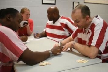 County Jail inmates get opportunity to read better