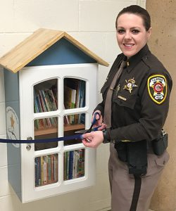 Jail Lobby Now Features a Little Library for Kids | National