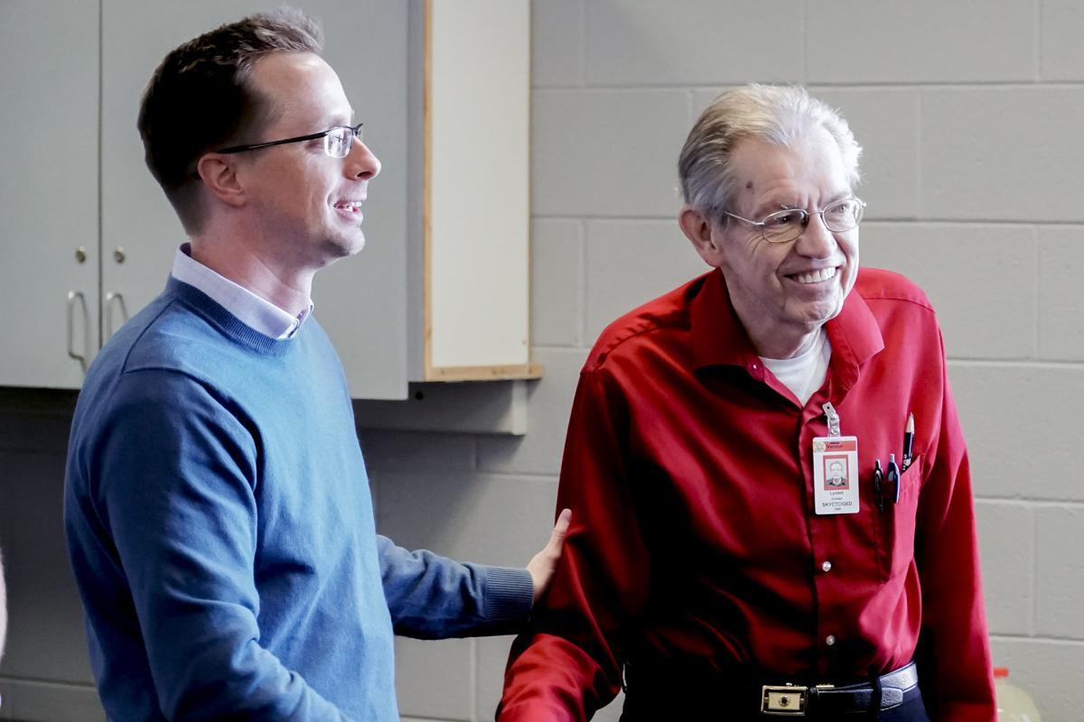 Jail, Community Education Honor Retiring Inmate GED Program