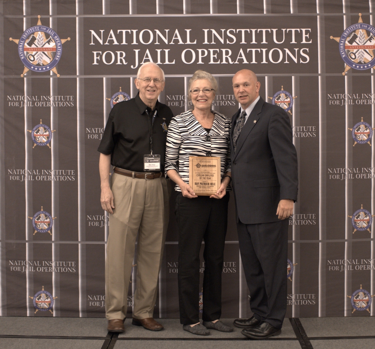 Gary DeLand   National Institute for Jail Operations