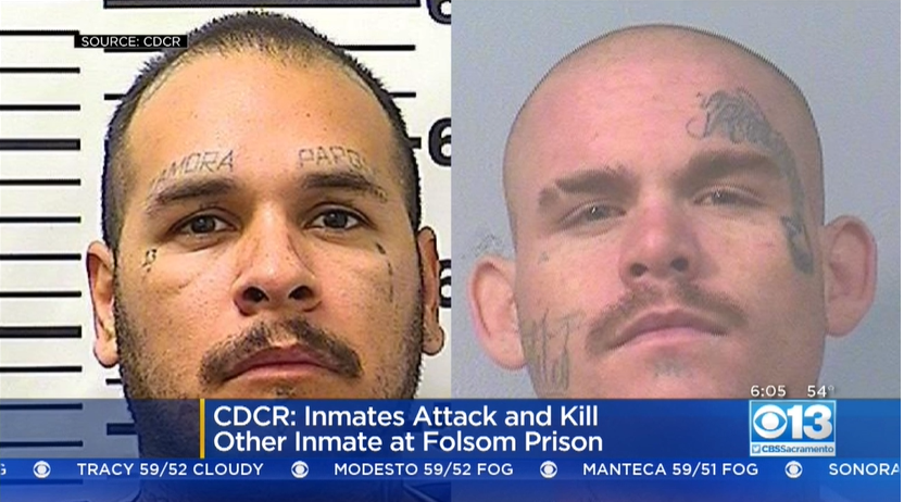 Inmate Slain At High-Security Prison In Folsom