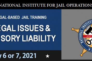 NIJO Jail Training - Wyoming