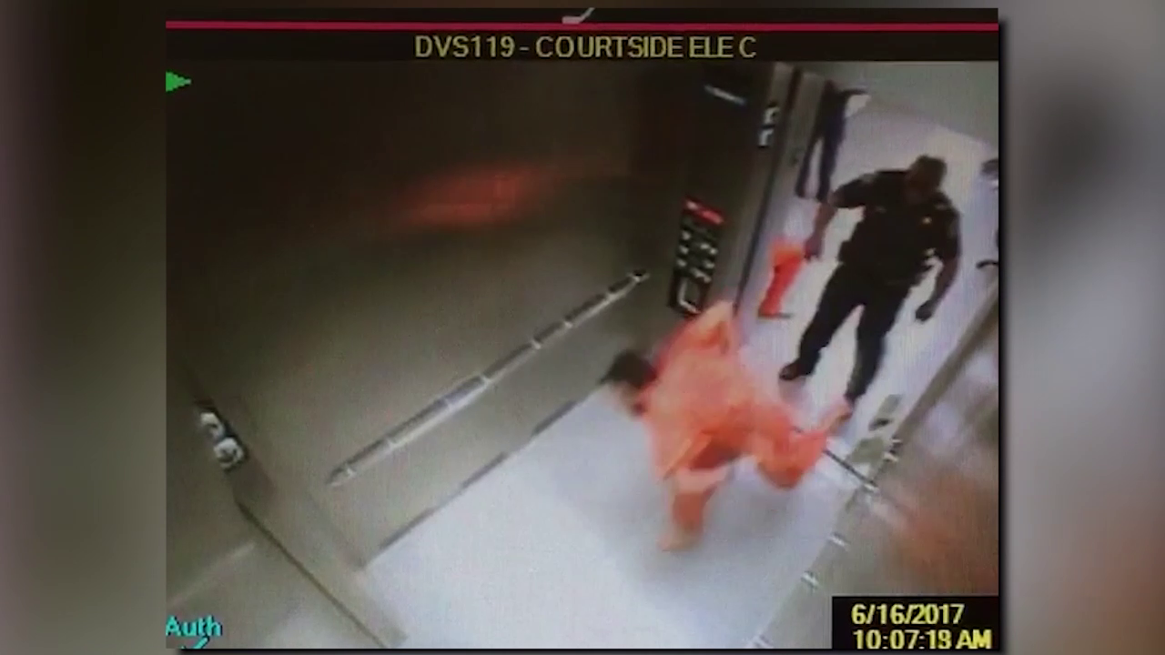Sister Helps Expose Video of Former Georgia Inmate's Alleged Assault