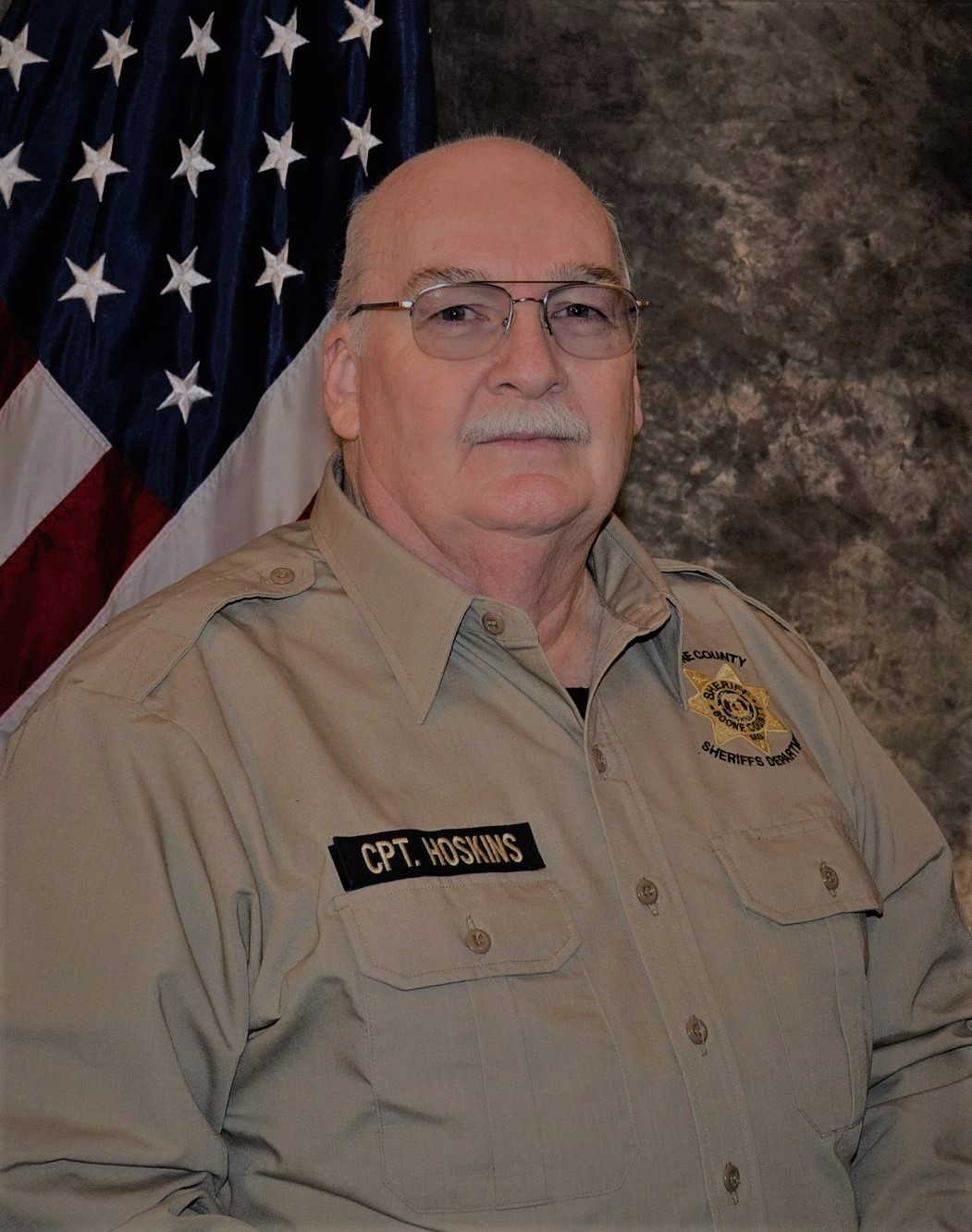 Detention Director Keith Hoskins (RET), Boone County Sheriff's Office MO