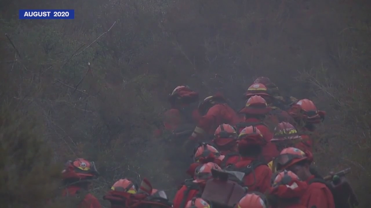 Dwindling Inmate Firefighter Population Forces California to Hire More Expensive Crews