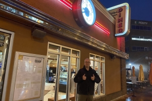 NIJO National Jail Tour - Yummy diner a quick walk away from the Minnehaha County Jail