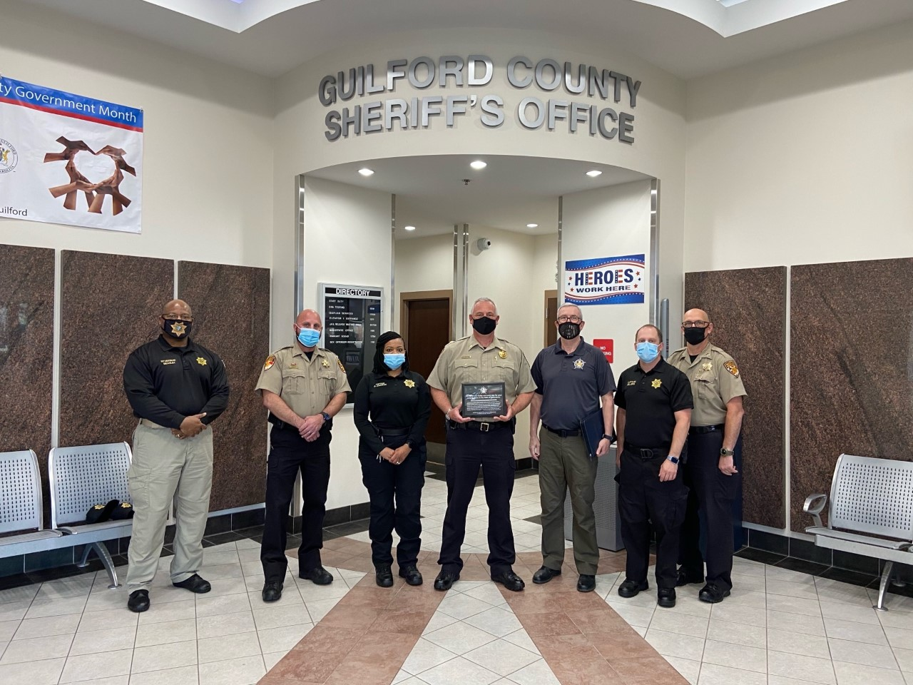 NIJO National Jail Tour - Guilford County Jail, NC
