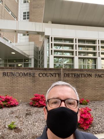 NIJO National Jail Tour - Buncombe County Jail, OH