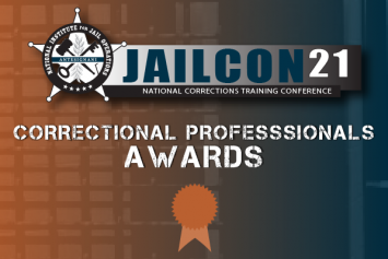Recognizing Corrections Professionals across the nation at JAILCON21