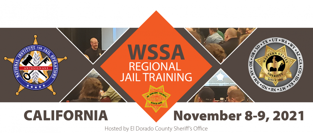 NIJO WSSA Regional Jail Training Host Agency