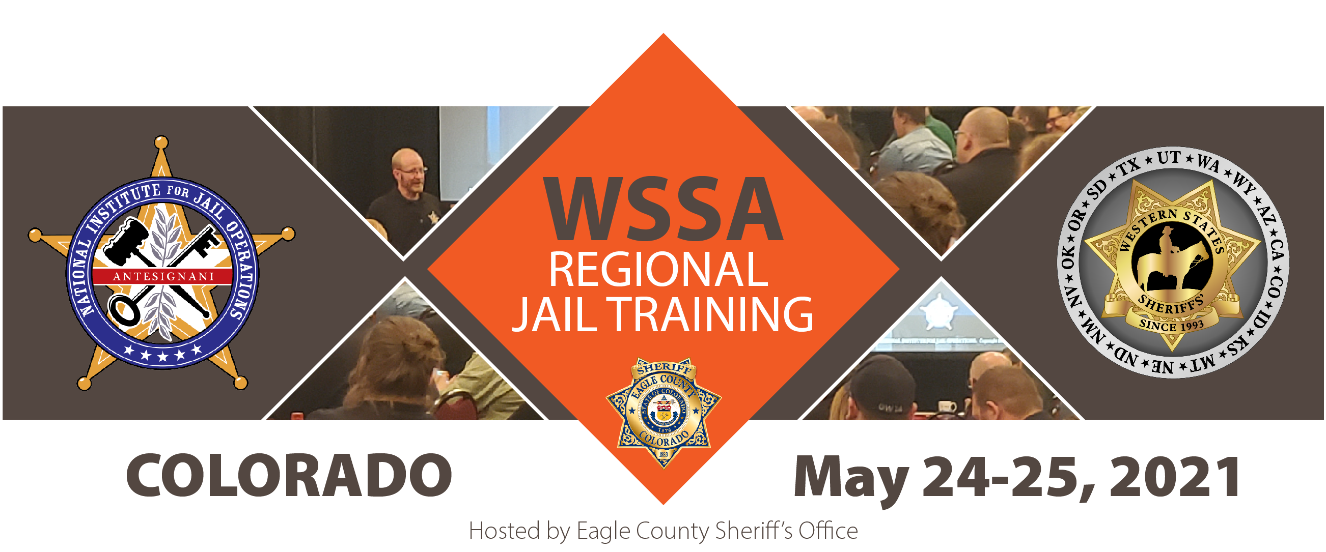 NIJO Legal-Based Training for Corrections Professionals in Eagle County Colorado