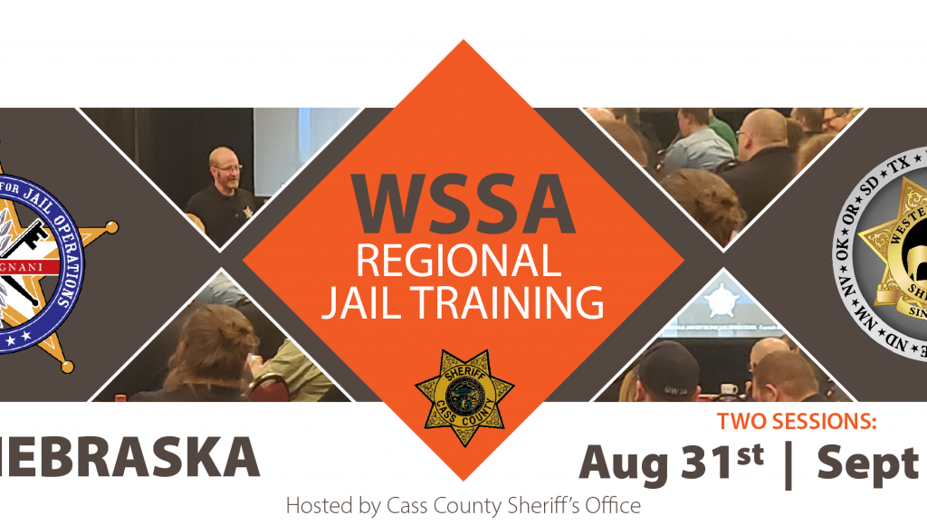 NIJO WSSA Regional Jail Training Nebraska
