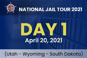 National Jail Tour 2021 - Day 1