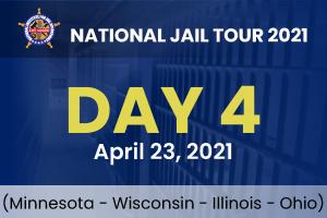 NIJO National Jail Tour 2021 - Day 4