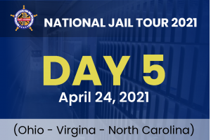 NIJO National Jail Tour 2021 - Day 5