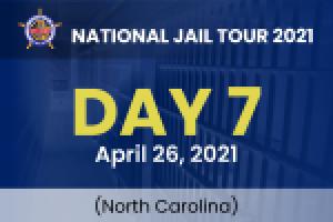 NIJO National Jail Tour 2021 - Day 7