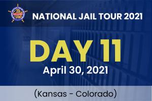 NIJO National Jail Tour 2021 - Day 11
