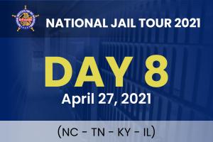 NIJO National Jail Tour 2021 - Day 8