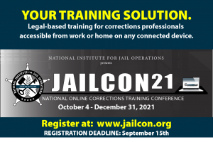 Legal-Based Training for Corrections and Detention Professionals
